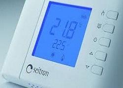 termostato senza fili