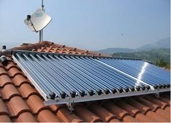 mautenzione solare termico