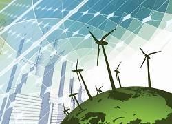 green energy startup