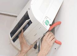 manutenzione tubo condizionatore