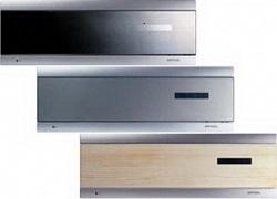 Climatizzatori moderni tra tecnologia e design - Condizionatori di design ...