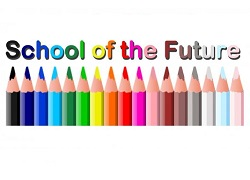 School of the Future logo colori