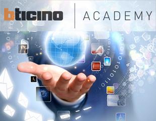 I nuovi corsi BTicino Academy per il mese di ottobre