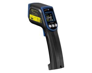 PCE-780: il termometro che misura temperatura, umidità e punto di rugiada