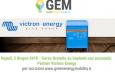 Victron Energy, workshop tecnico pratico sugli impianti con accumulo