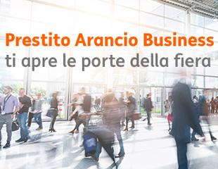 Con il Prestito Arancio Business di ING l'azienda approda in fiera