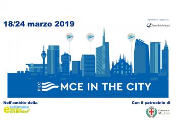 MCE In the City: sei giorni di iniziative su gestione delle risorse, efficienza energetica e comfort abitativo